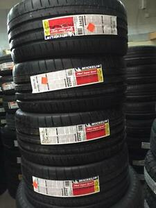 MICHELIN PILOT SUPERSPORT Tires! 285/35r20, 265/45r18, 285/30r19, 255/30r19, 235/40r19,305/30r19, 265/30r20, 285/35r19
