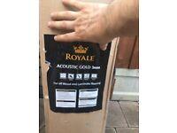15m2 Deal - Royale Gold 3mm
