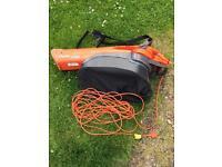 Flymo leaf blower/vacuum.
