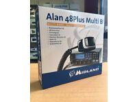 CB Radio Alan 48Plus Multi B
