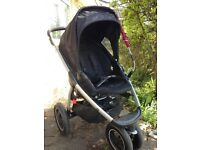 Maxi Cosi Travel System - Raven Black