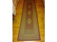 Laura Ashley 'Chalcot' runner rug, 220cm x 65cm