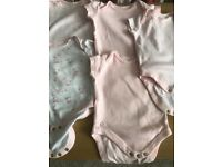Baby bundle (girl clothes)