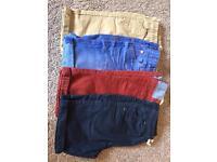 4 x Boys Next Shorts - age 8