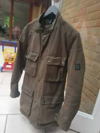 Belstaff Trialmaster Wax Cotton Jacket - Large