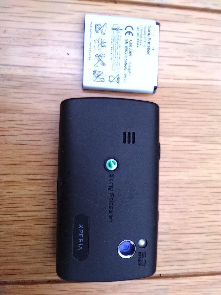 Sony Ericson Experia X10 mini pro
