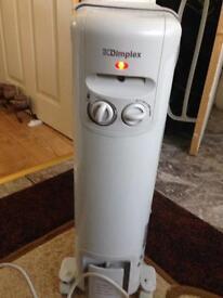 Portable radiator
