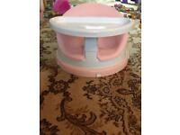 Mother care pink bumbo