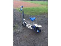 Kids petrol scooter