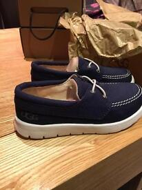 Brand new ugg anchor shoes kids uk 10