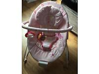 Bouncy chair ex Condition