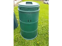 Compost Bin . Used but in nearly new condition .