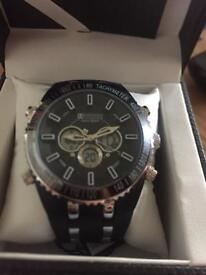Chronograph watch bakers of Kensington SRP £425