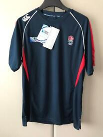 2015 RUGBY WORLD CUP SHIRT (Large)