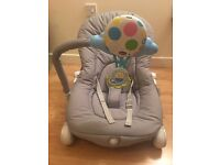 Baby Chicco Balloon Bouncer £25
