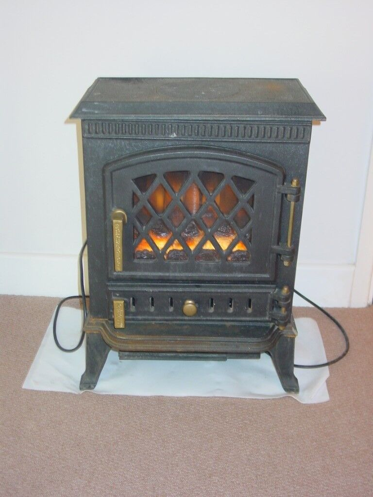 Cast Iron Electric Stove Fire Broseley Imperial Fires Ltd Warmland Clic 2 Rrp 800