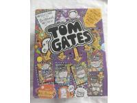 Tom Gates children's books
