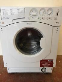 Hotpoint BHWD 129 Integrated Washer Dryer
