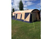 Trigano Galleon 6 berth trailer tent complete package