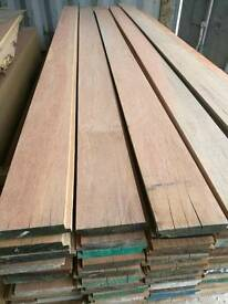 Keruing Hardwood Timber 2.4mtr Lengths