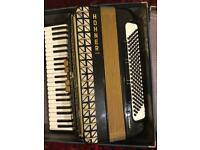 Hohner Virtuola 120 bass accordion