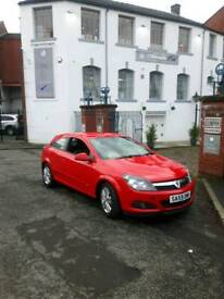 2009 VAUXHALL ASTRA SXI,1.4 PETROL,96000 MILES,NEW TIMING CHAIN KIT...