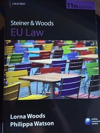 EU Law - Steiner and Woods