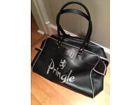 Designer hold-all/overnight/Weekend bag.