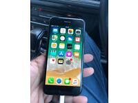 iPhone 6 o2 Giffgaff Black can deliver