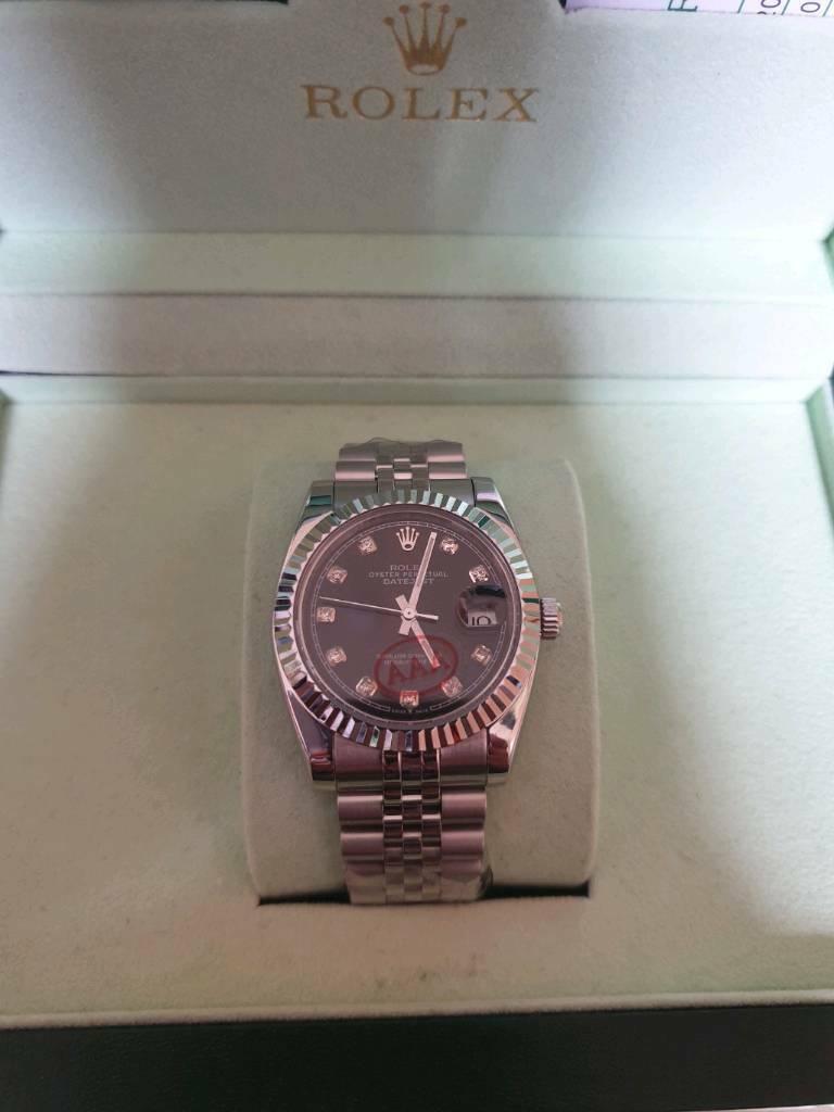 Rolex- Date-just watch 20 | in Moston, Manchester | Gumtree