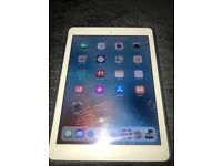 iPad Air 32 gb silver great condition