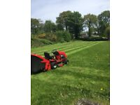 COUNTAX C600H RIDE ON MOWER ONLY 192 HOURS WORK