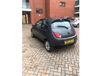 Ford KA Zetec Climate Metallic Grey LOW MILEAGE