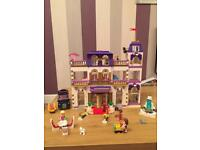 Lego friends Grand Hotel 41101 with box