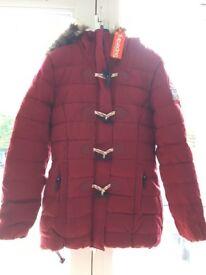 BNWT ladies Superdry coat