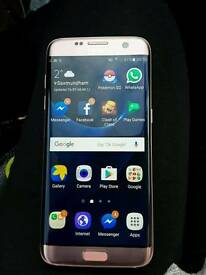 Samsung S7 edge rose gold vodafone