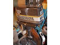 5hp 2 stroke Archimedes Penta outboard engine