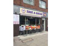 Cafe shop for sale