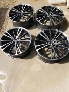 LIKE BRAND NEW SCION  FRS FACTORY OEM 17 INCH ALLOY  WHEEL SET OF FOUR