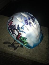 Avengers kids bike helmet 52cm to 56cm