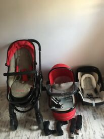 ICandy 3 Peach pram for Sale