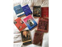 Music degree textbooks