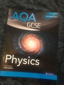 AQA GCSE Physics Student Book by Nigel English (Paperback, 2011)