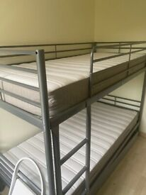 Single size Bunk Bed for free