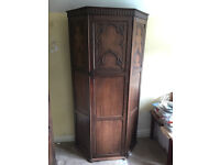 Art Deco Hall Cupboard