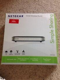 Wireless Router N150 Netgear bixed