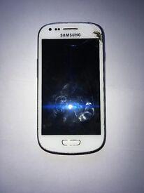 Samsung Galaxy S3 Mini works perfectly