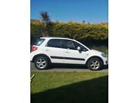 Suzuki, SX4, Hatchback, 2009, Manual, 1910 (cc), 5 doors