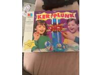 MB GAMES KER-PLUNK FOR 2/4 PLAYERS