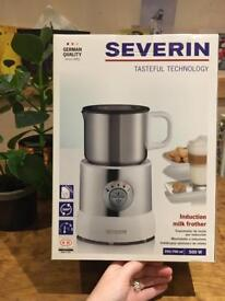 SEVERIN Induction milk frother BRAND NEW